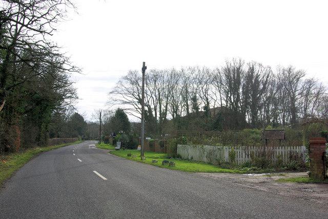 Hornash Lane, Shadoxhurst