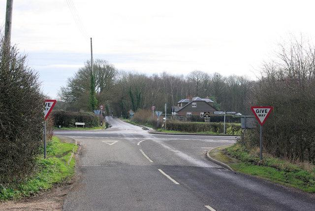Crossroads, Bromley Green