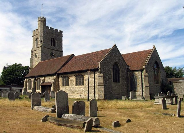St Clement, Leigh-on-Sea, Essex
