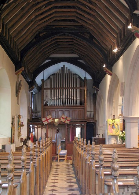 St Clement, Leigh-on-Sea, Essex - West end