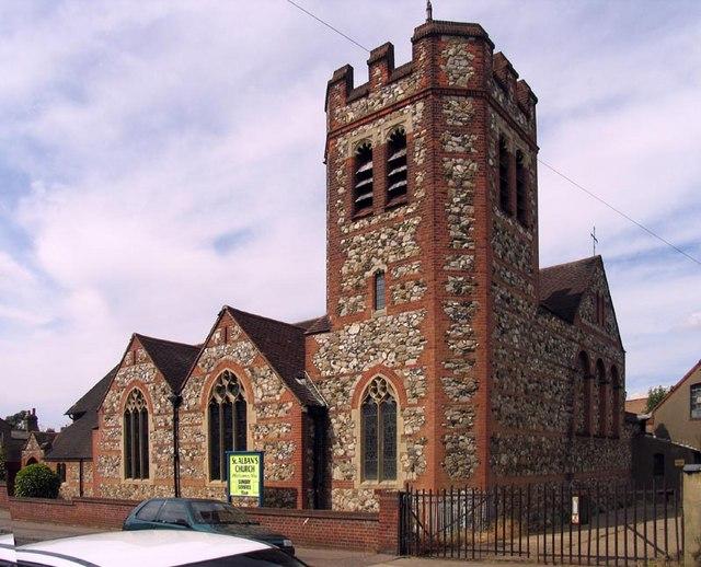 St Alban, Westcliff-on-Sea, Essex