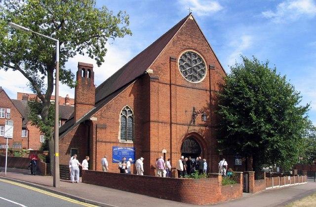All Saints, Southend, Essex