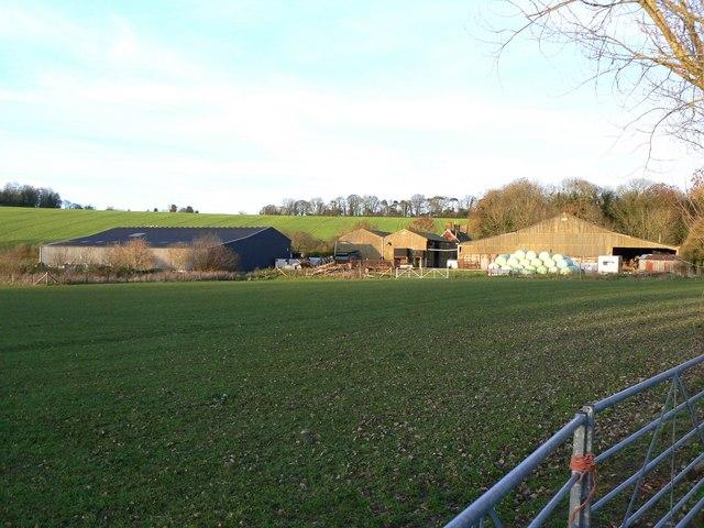 New Barn Farm, Savernake, Marlborough