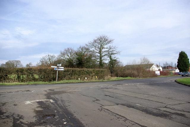 Road Junction, Shadoxhurst