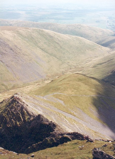 Sharp Edge & the Glenderamackin Valley