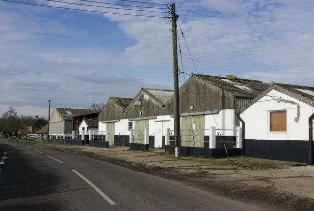 Plurenden Manor Farm