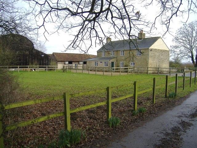 Kemble's farm