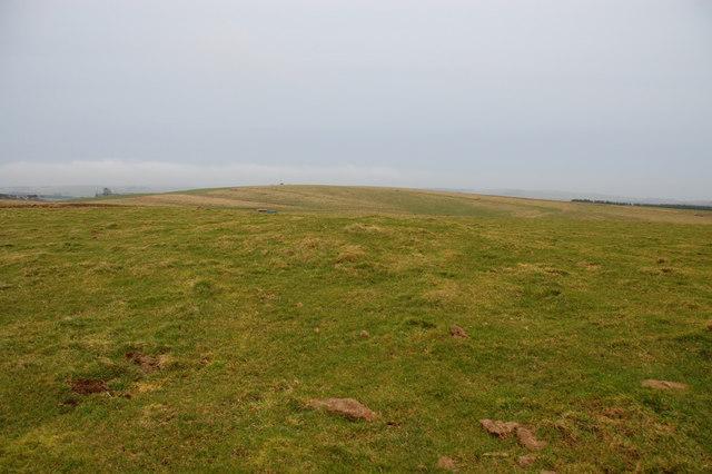Cairn on Garvock Hill