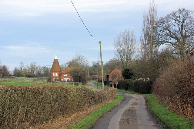 A Kent Scene