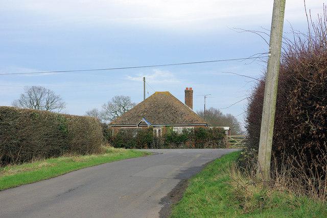 Bungalow at Lane Junction