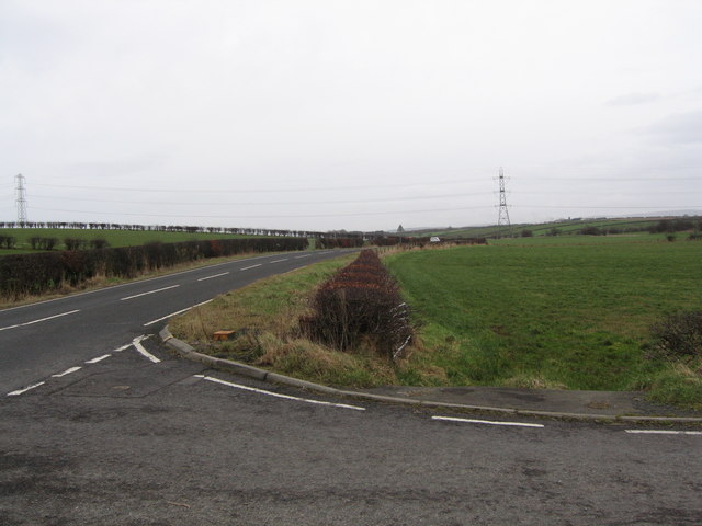 Ayr to Galston Road