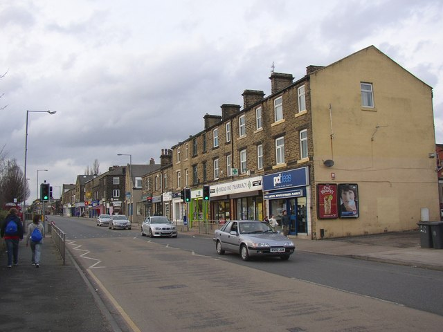 Shops, Otley Road, Guiseley