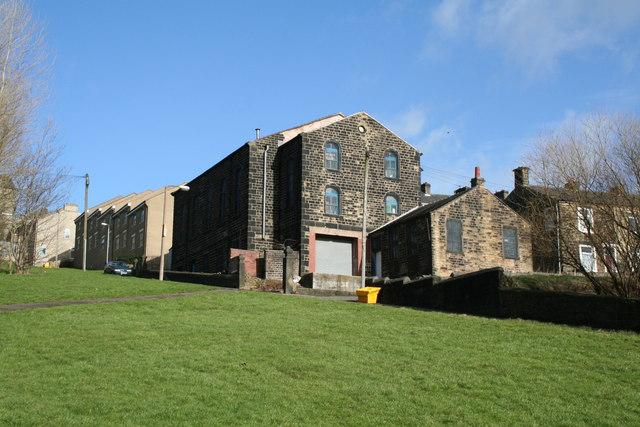 Former Free United Methodist Chapel, Colne, Lancashire
