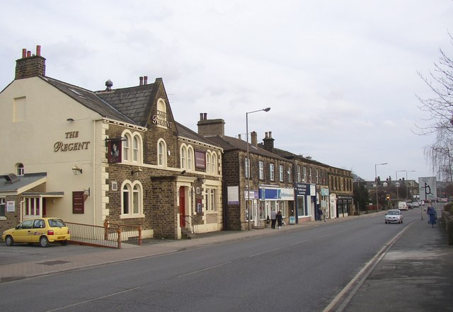 The Regent, Otley Road, Guiseley