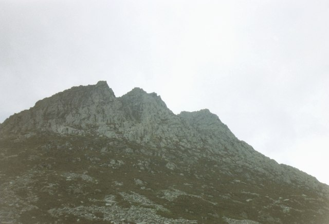 Tryfan from the east