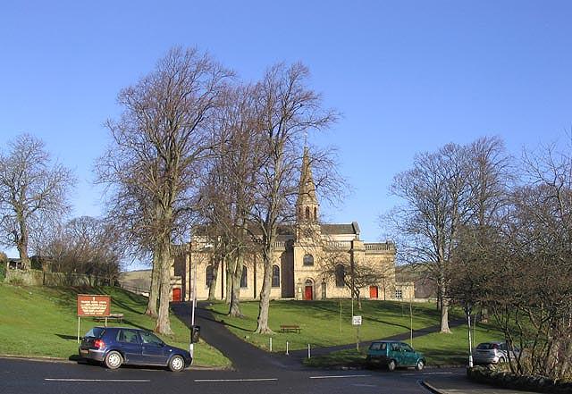 St Cuthbert's Parish Church, Melrose