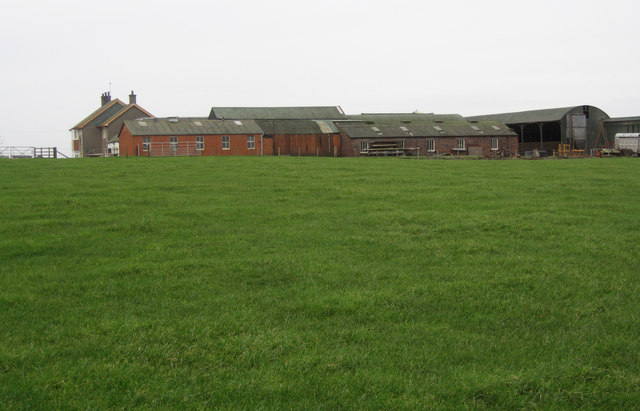 Bourtreebush Farm