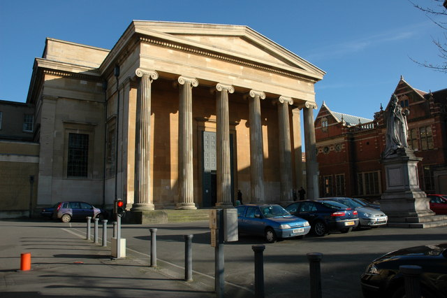 The Shire Hall, Foregate Street, Worcester