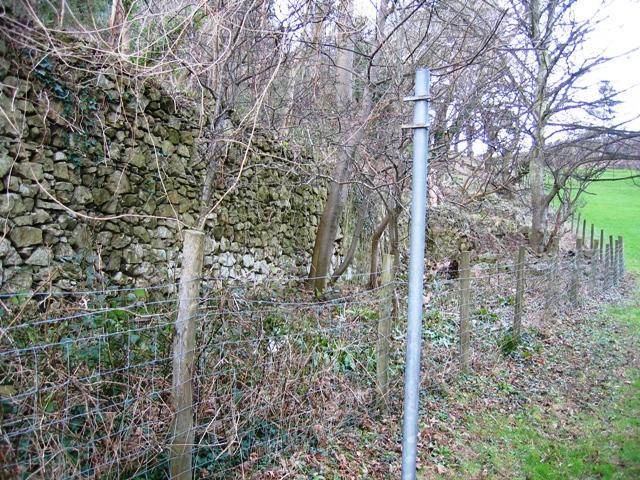 Haulfre Estate Wall