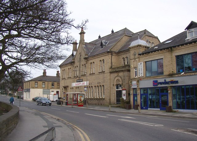 Town Hall, The Green, Guiseley