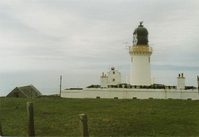 Lighthouse at Dunnet Head