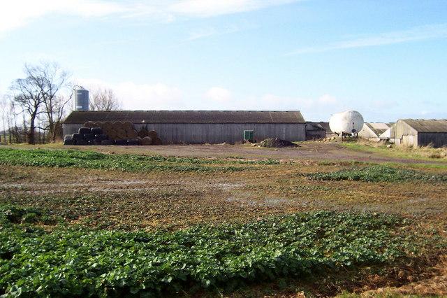 Farm Buildings, Allerthorpe Hall