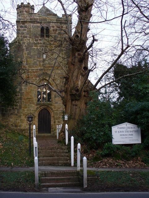 Sedlescombe Parish Church