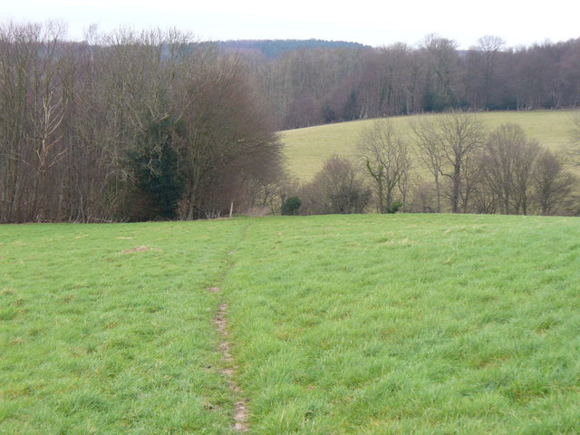 Wealden Landscape North of Sedlescombe