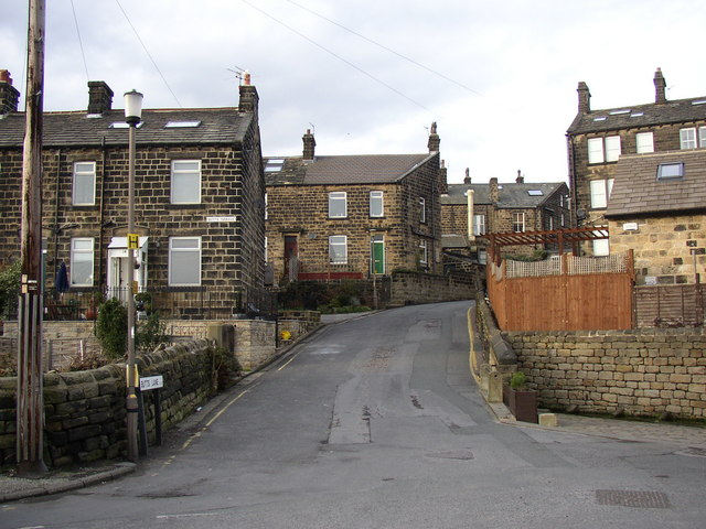 Butts Lane, Guiseley