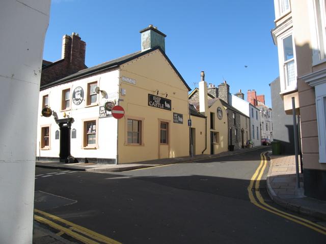 Stryd yr Efail/Vulcan Street, Aberystwyth