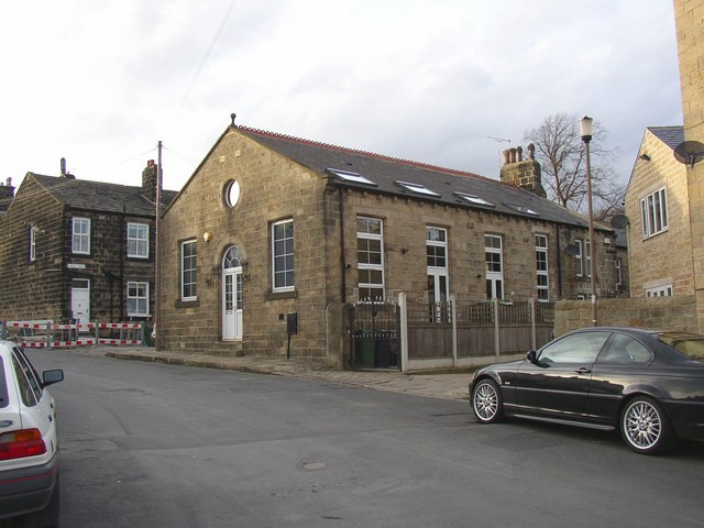Building, Wells Road, Guiseley