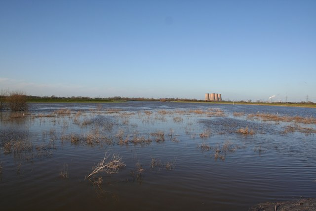 High Water on the Trent