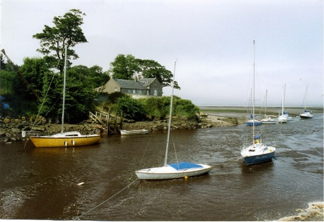 Mouth of the River Almond, Cramond
