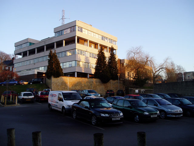 Stroud police station