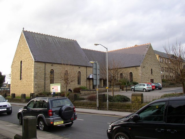 Methodist Chapel, Oxford Road, Guiseley