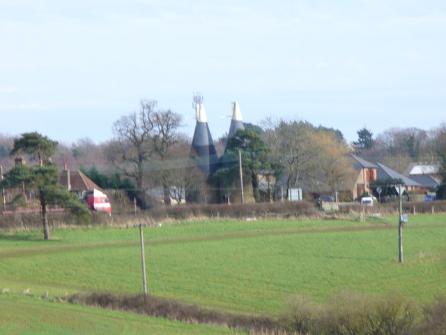 Wealden Landscape, Vinehall Street