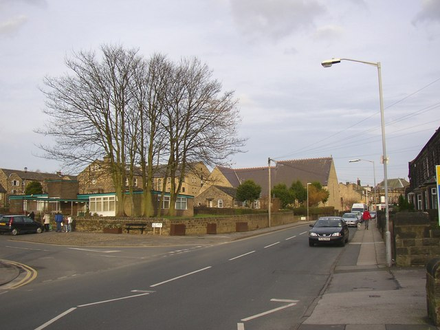 Oxford Road, Guiseley