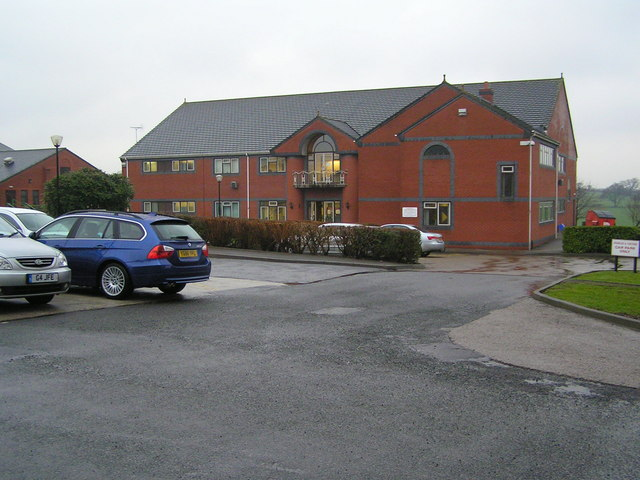 Staffordshire Fire and Rescue Headquarters