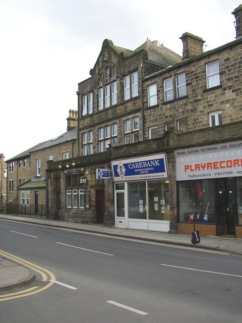 Liberal Club, Town Street, Guiseley