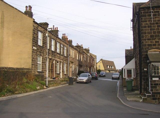 West Parade, off Lands Lane, Guiseley