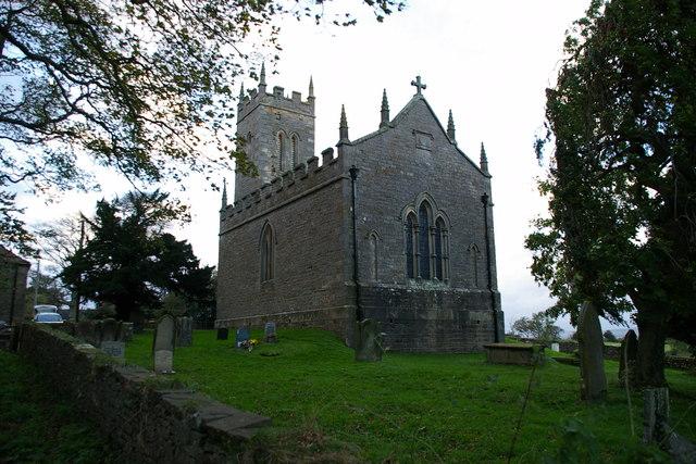 St Mary's Church, Brignall
