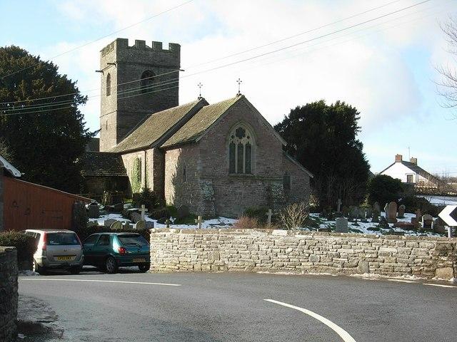 St Michael's Church, Llanfihangel Tal-y-llyn
