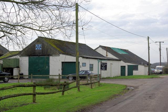 Spot House Farm
