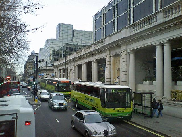 Buckingham Palace Road, SW1