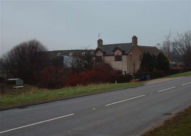 Smallbrook Farm, Staffordshire Moorlands
