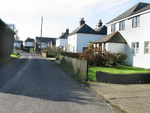 Houses on Bossingham Street