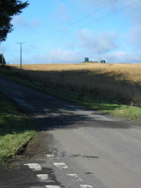 Water Tank near Kerr wood