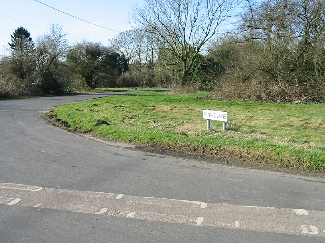 Minnis Lane off Bossingham Road