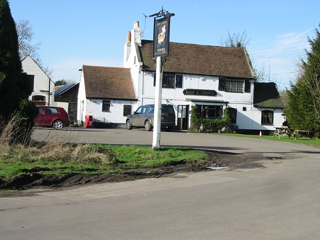 The Rose and Crown, Stelling Minnis