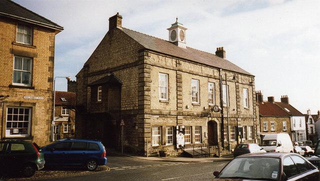 Kirkbymoorside Memorial Hall